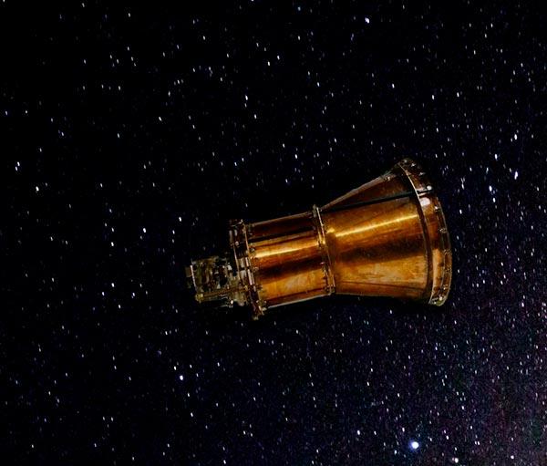 emdrive в космосе